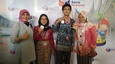 Swara Pendidikan.co.id (BEKASI) – Prestasi membanggakan kembali diukir siswa SMA Negeri 2 kota Bekasi yang berhasil meraih 2 Perak dan 1 Perunggu di ajang Olimpiade Sains Nasional 2018 di Kota Padang, Sumatera Barat, (1-7 Juli 2018). Ke 3 medali tersebut masing-masing diraih oleh Rahmadi Syarif dan Nafila Rizky