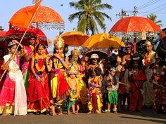 Hindu costume