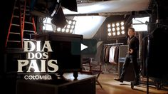 """This is """"Making off - Colombo: Dia dos Pais"""" by Le Pera Branding Branding, Home, Father's Day, Brand Management, Ad Home, Homes, Identity Branding, Haus, Houses"""