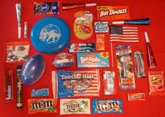 Patriotic missionary package