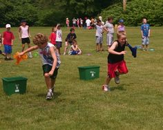 elementary school field days =) I was always last to come in, last to be picked. ;) I survived!