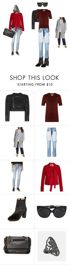 """My Own Creativity..**"" by yagna ❤ liked on Polyvore featuring Haider Ackermann, Étoile Isabel Marant, Eileen Fisher, Off-White, rag & bone/JEAN, N°21, Raye, Linda Farrow, Jérôme Dreyfuss and Avenue"