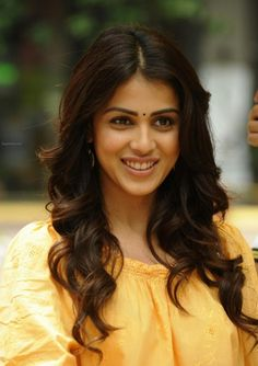 Genelia D'Souza is an Indian actress, model, and host. She has appeared in Telugu, Hindi, Tamil, Kannada, and Malayalam language films.