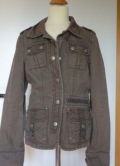Kaufe meinen Artikel bei #Kleiderkreisel http://www.kleiderkreisel.de/damenmode/mantel-and-jacken-sonstiges/147225777-jacke-edc-esprit-gr-xs-khaki