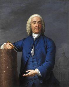 Andrea Soldi(1703–1771)  Description  James Gibbs, 1682-1754, Scottish Architect  Date18thcenturyMediumpainting