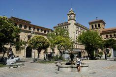 Salamanca antigua: Plaza de los Bandos