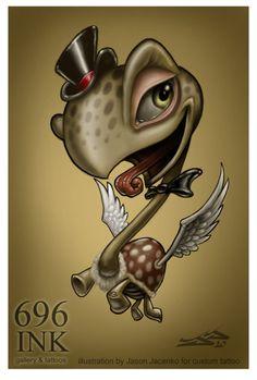 hibrow pimp turtle by JasonJacenko.deviantart.com on @deviantART