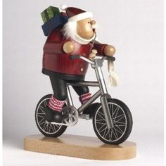 KWO Cycling Santa German Incense Smoker $218.40