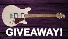 Enter to win a Sterling by Music Man James Valentine Signature Electric Guitar! http://swee.ps/esSHTTsFo