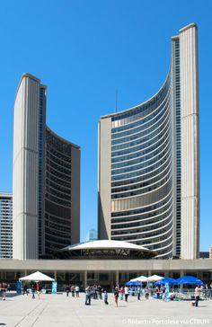 City Hall East Tower - The Skyscraper Center, Photo Roberto Portolese