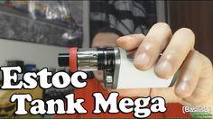 Vaporesso Estoc Tank Mega - BasilisL (Greek ecig Reviews)