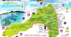 Koh Lipe Map
