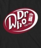 One of my favorite Doctor Who shirts!!^.^