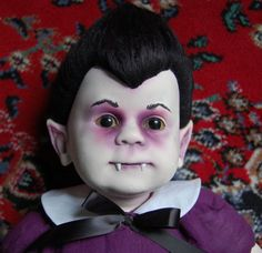 Hey, I found this really awesome Etsy listing at https://www.etsy.com/listing/257919017/ooak-baby-eddie-art-doll