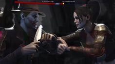 INJUSTICE 2 Harley Quinn. The Joker. Mad Love.