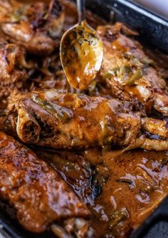 Smothered Turkey Wings Recipe - Coop Can CookYou can find How to cook turkey and more on our website.Smothered Turkey Wings Recipe - Coop Can Cook Fried Turkey Wings Recipe, Turkey Breast In Crockpot Recipe, Turkey Neck Recipe, Best Turkey Wing Recipe, Crispy Baked Turkey Wings, Crockpot Turkey Wings, Smoked Turkey Wings, Turkey Recipes, Meat Recipes