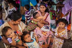 Mi trabajo y amor por los niños, en esta oportunidad por los de La Guajira ❤️ @cataescobarr