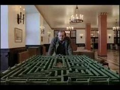 The Shining - when the father turns into the Minotaur
