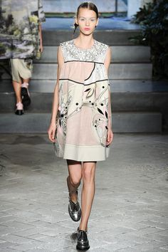 Antonio Marras Spring 2014 Ready-to-Wear Collection Slideshow on Style.com
