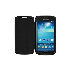 Etui Rabat pour Galaxy S4 Zoom #GalaxyS4Zoom
