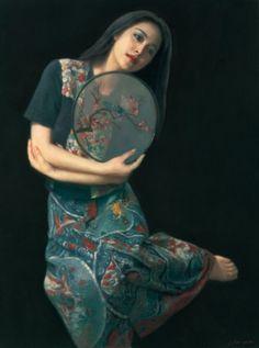 Chen Yifei - Chinese Beauty