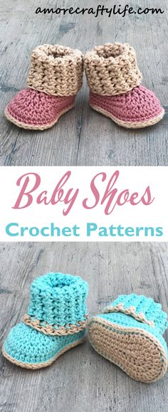 Make a cute pair of baby shoes baby shoes crochet patterns baby gift crochet pattern pdf amorecraftylife com baby crochet crochetpattern diy babygift best crochet baby shoes free pattern easy ideas crochet baby Crochet Baby Sandals, Baby Girl Crochet, Crochet Baby Clothes, Crochet Shoes, Crochet Slippers, Baby Blanket Crochet, Baby Bootie Crochet Pattern, Crochet Dolls, Crochet Gifts