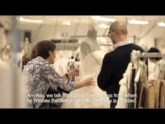 Making of a Pronovias wedding dress - Making of de un vestido de Pronovias