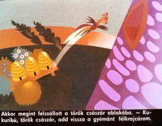 A kiskakas gyémánt félkrajcárja 1975