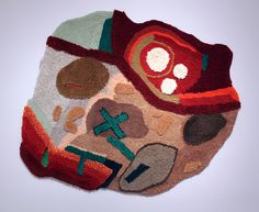 "rug #82 by 0lli0, via Flickr (Jonathon ""Ollio"" Josefson)"
