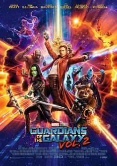 GUARDIANS OF THE GALAXY VOL. 2 / Science-Fiction/Superhelden (FSK 12) - Marvel Studios