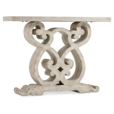 Hooker Furniture Scroll Console Table | from hayneedle.com $1187