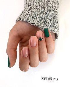 Great  Classy Short Nails Art Designs #nailart #nailideas