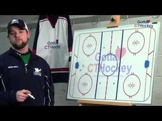 Ice Hockey Goalie Drill: Simple Stick Saves - YouTube