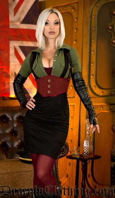 101 Best SteampunkCouture images in 2020 | Steampunk