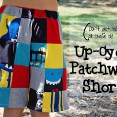 upcycled-patchwork-shorts-from-t-shirts-1