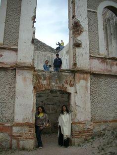 Old Mine. Real de Catorce, San Luis Potosí, México.