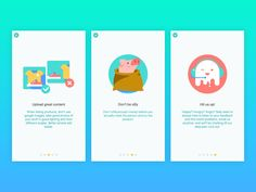 The case study by Tubik Studio about design for Saily App, devoted to user interface design and packed with loads of images and animations to show the process. Web Design, App Ui Design, User Interface Design, Mobile Ui Design, Take Better Photos, Modern Graphic Design, Case Study, Are You Happy, Lettering