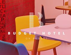 "Check out new work on my @Behance portfolio: ""Budget Hotel on Budget"" http://on.be.net/1M5jBaH"