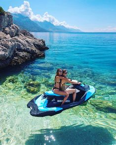 53 new Ideas for jet ski boats lakes Thailand Pictures, Jet Skies, Ski Boats, Luxury Yachts, Water Crafts, Land Scape, Skiing, Destinations, Family Travel