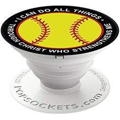 23aba563a27d6 Brave New Look I Can Do All THINGS PopSockets Cell Phone Stand for  Smartphone/Tablet