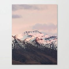 Buy Sunrise Mountains - Nature Landscape Photography Canvas Print by joshuasmallphotography. Worldwide shipping available at Society6.com. Just one of millions of high quality products available. Sunrise Mountain, Landscape Photography, Canvas Prints, Tapestry, Mountains, Nature, Products, Tapestries, Naturaleza