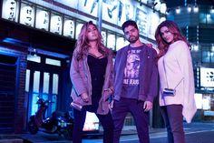 Estética Feminina: Sasha Meneghel e Coke Stars estrelam campanha de I...