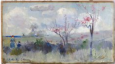 CONDER , Charles  Herricks Blossoms
