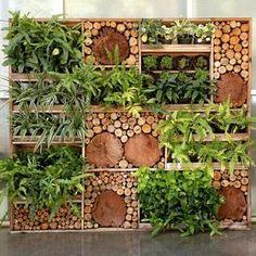 Tendencia: Jardines verticales - The Deco Journal Más