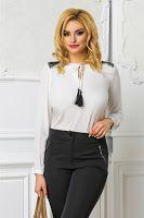 bluze-dama-ieftine-online-9 Long Sleeve, Sleeves, Tops, Women, Style, Fashion, Swag, Moda, Long Dress Patterns