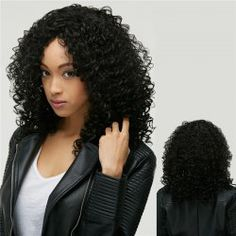 SHARE & Get it FREE | Medium Afro Curly Oblique Bang Synthetic WigFor Fashion Lovers only:80,000+ Items • FREE SHIPPING Join Twinkledeals: Get YOUR $50 NOW!