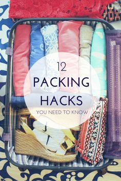 Packing Hacks and Travel Gear | Laura Trevey Lifestyle