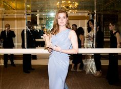Go Behind the Scenes at the 2015 Golden Globes - Amy Adams