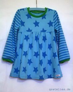 love this jersey tunic #lillestoff