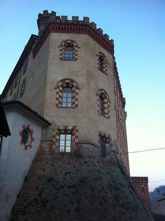 Barolo castle, Piedmont, Italy